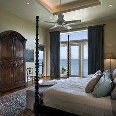 Traditional Bedroom by Snake River Interiors