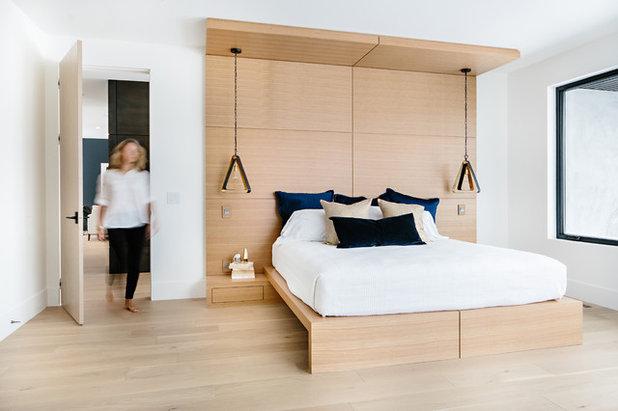 Современный Спальня by Fawdry Homes Ltd