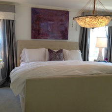 Transitional Bedroom by Tonic Home