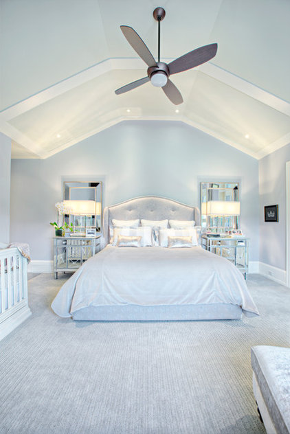 Transitional Bedroom by Rockwood Custom Homes