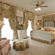 Traditional Bedroom by Goddard Design Group