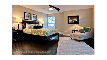 Rolling Meadows Condo staging project
