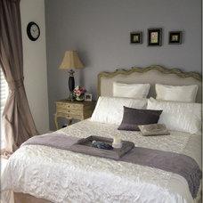 Bedroom by Ksara Interiors