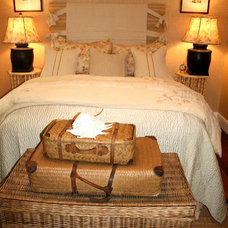 Beach Style Bedroom by Kelley & Company Home