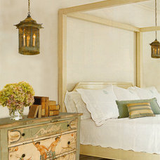 Traditional Bedroom by Adelene Keeler Smith Interior Design