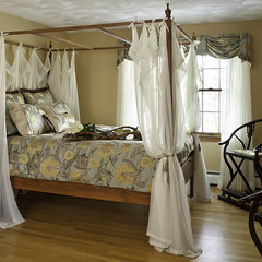 traditional bedroom by Decorating Den Interiors-Strok Design Team