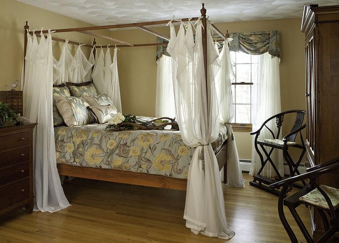 Traditional Bedroom by Decorating Den Interiors-Strok Design Team