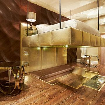Rome Botique Hotel room