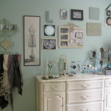 Eclectic Bedroom Room makeover