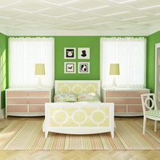Contemporary Bedroom by ducduc