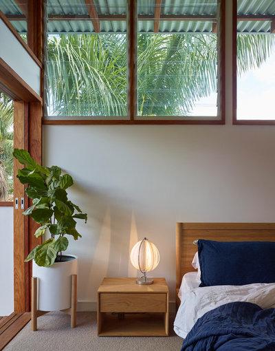 Contemporary Bedroom by Arcke Pty Ltd