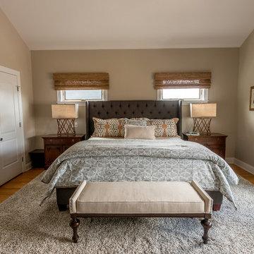 Roscoe Village - Master Bedroom Retreat