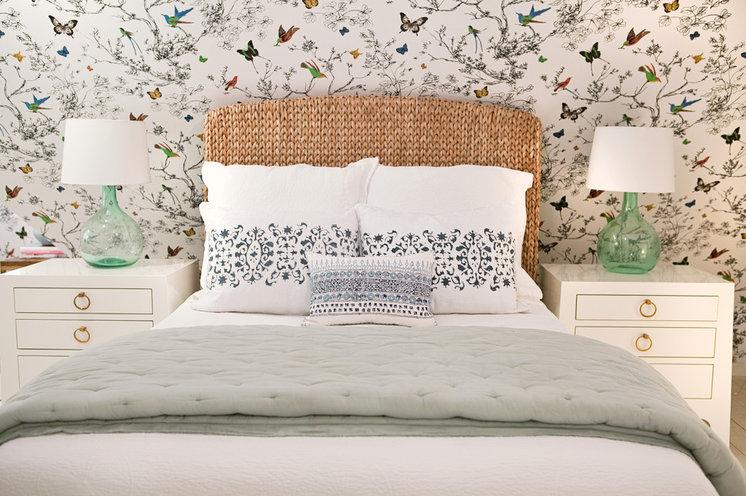 Транзисьон Спальня by Sarah Wittenbraker Interiors