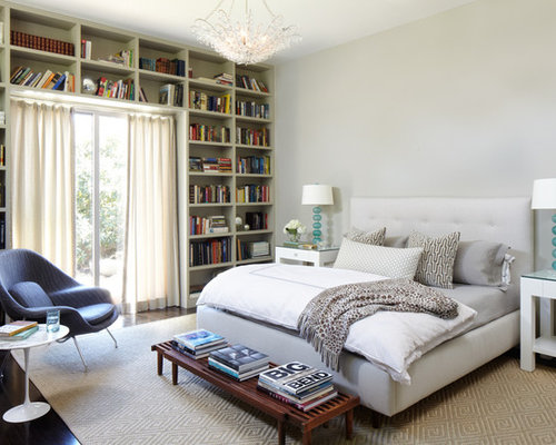 Book lovers bedroom home design ideas pictures remodel for Bedroom ideas to boost intimacy