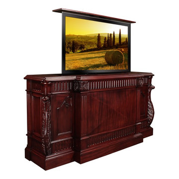 Rosella TV Lift Cabinet by Best of Houzz 2014 US Made Cabinet Tronix