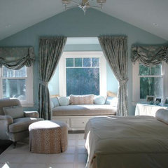 traditional bedroom by David Ludwig - Architect