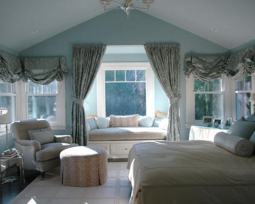 Curtains Ideas curtains for window seat : Window Seat Drape Ideas, Pictures, Remodel and Decor
