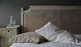 Rough Linen Bedding