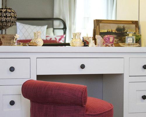 contemporary bedroom vanity modern home vanity contemporary bedroom austin by