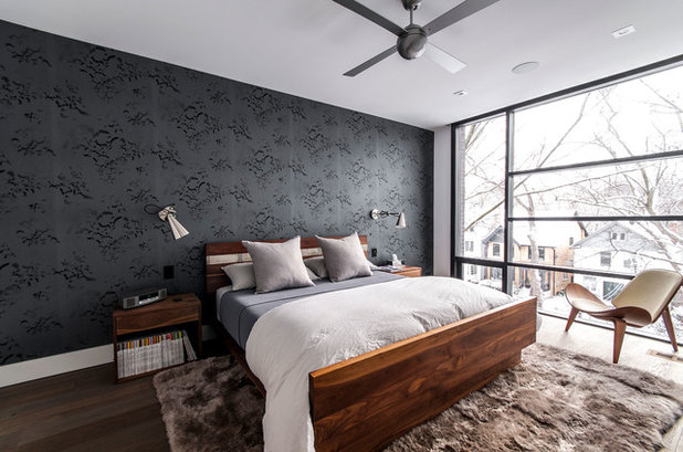 Moderne Chambre by Shirley Meisels