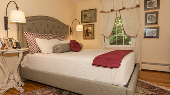 Royal Barry Wills Cape - Master Bedroom