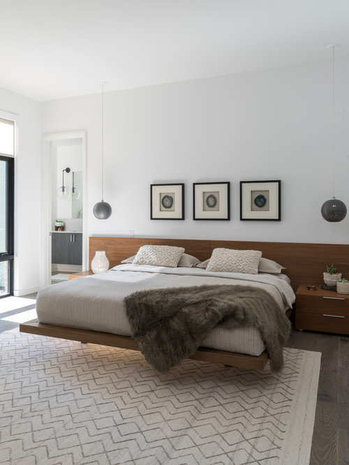 Headboard Wall Ideas & Photos | Houzz