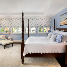 Traditional Bedroom by W.A. Bentz Construction, Inc.