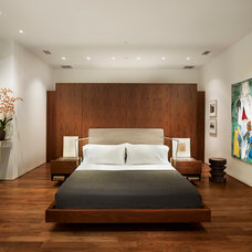 Modern Bedroom by Verner Architects