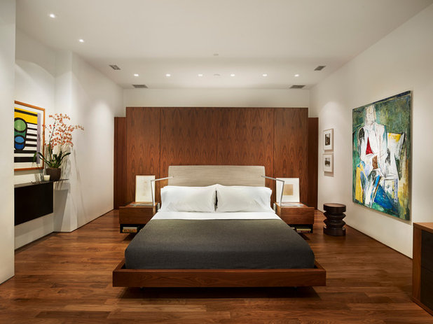 Contemporary Bedroom by Verner Architects