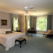 Traditional Bedroom by Rufty Custom Built Homes and Remodeling