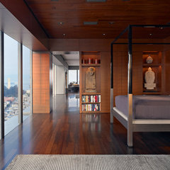 modern bedroom by Zack|de Vito Architecture + Construction