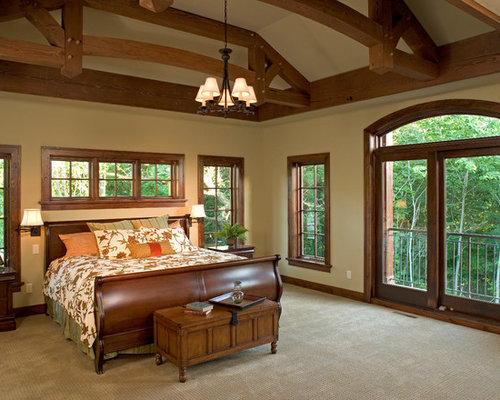 Wood window frame houzz for Window frame design