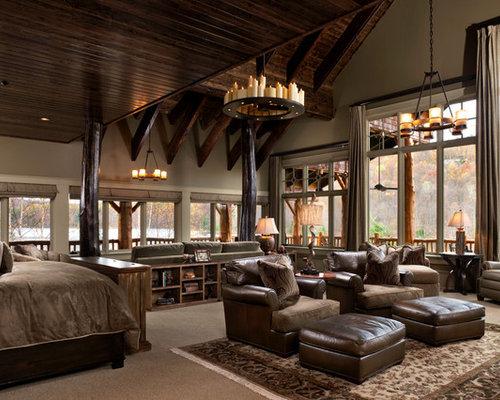 Large master bedroom home design ideas pictures remodel