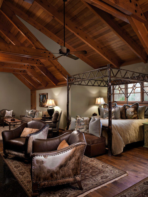 Cow print chair ideas pictures remodel and decor for Cow bedroom ideas