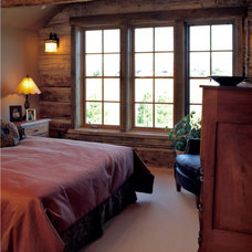 rustic bedroom Rustic Bedroom