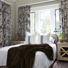 traditional bedroom by Dungan Nequette Architects