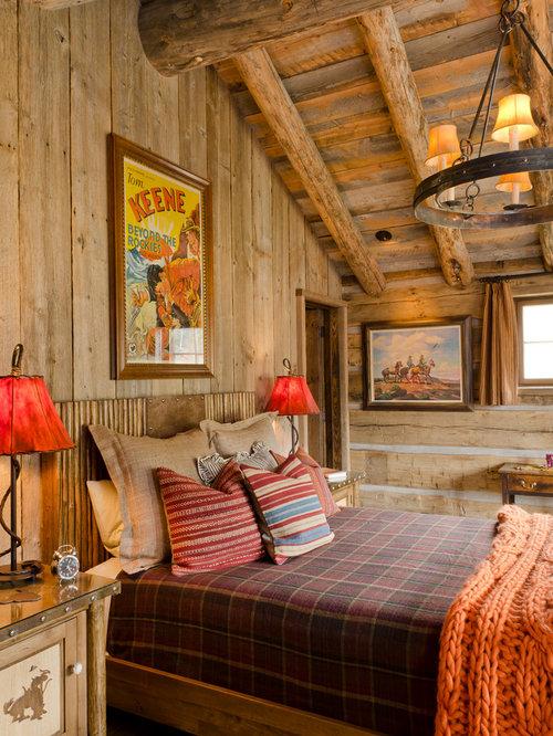 Rustic Bedroom Houzz