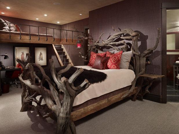Testiera del letto: soluzioni creative ad effetto wow