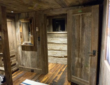 Rustic Bunkroom- Allenspark Bunkhouse