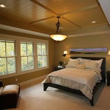 Craftsman Bedroom by New Urban Home Builders