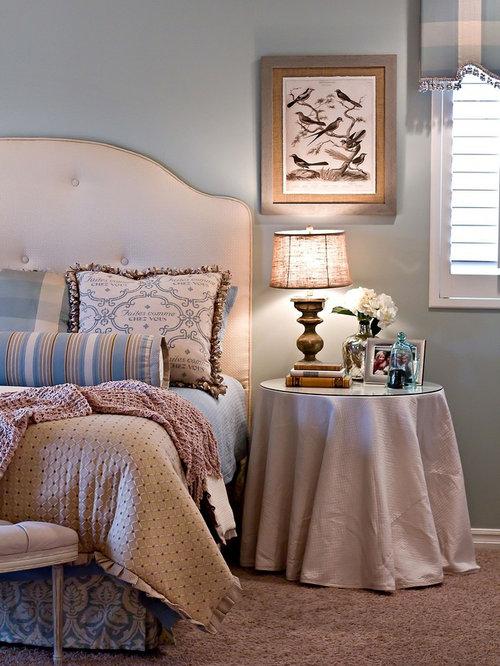 Rustic elegant bedroom houzz for Rustic elegant bedroom designs