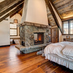 Loghouse Rustic Nashville By Llg Residential Design Llc