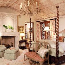 Mediterranean Bedroom by RYAN ASSOCIATES GENERAL CONTRACTORS
