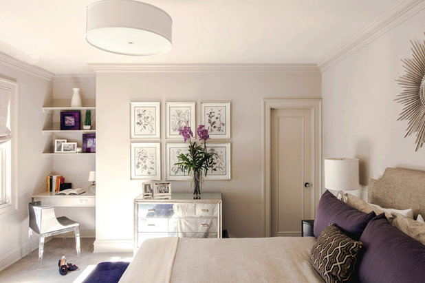 Traditional Bedroom by Roughan Interior Design