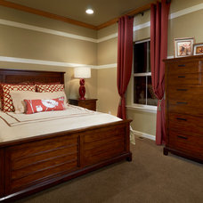 Traditional Bedroom by TRIO Environments