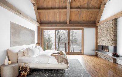 Room of the Day: A Master Suite With Urban Barn Style