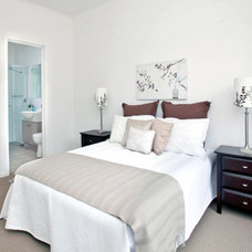 Contemporary Bedroom by SA Home Styling