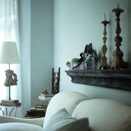 Eclectic Bedroom safarenek