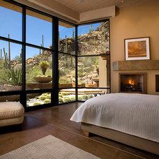 Contemporary Bedroom by Mark Alan Development, LLC