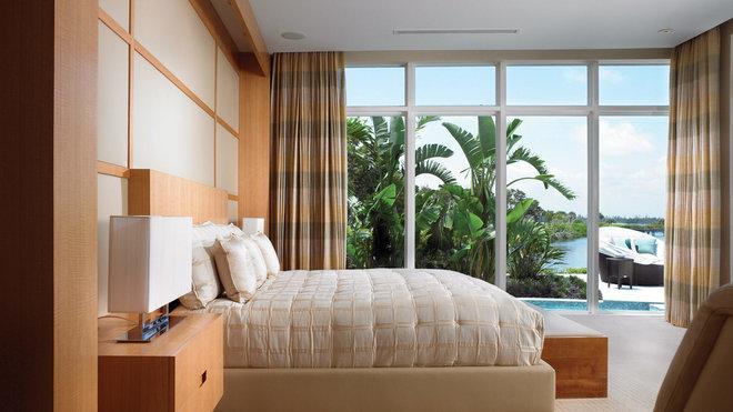 Contemporary Bedroom by Garcia Stromberg